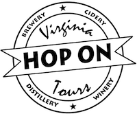Cville Hop on Tours Logo