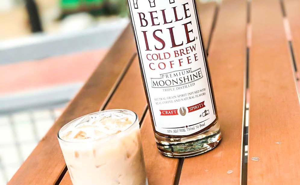 Belle Isle Latte