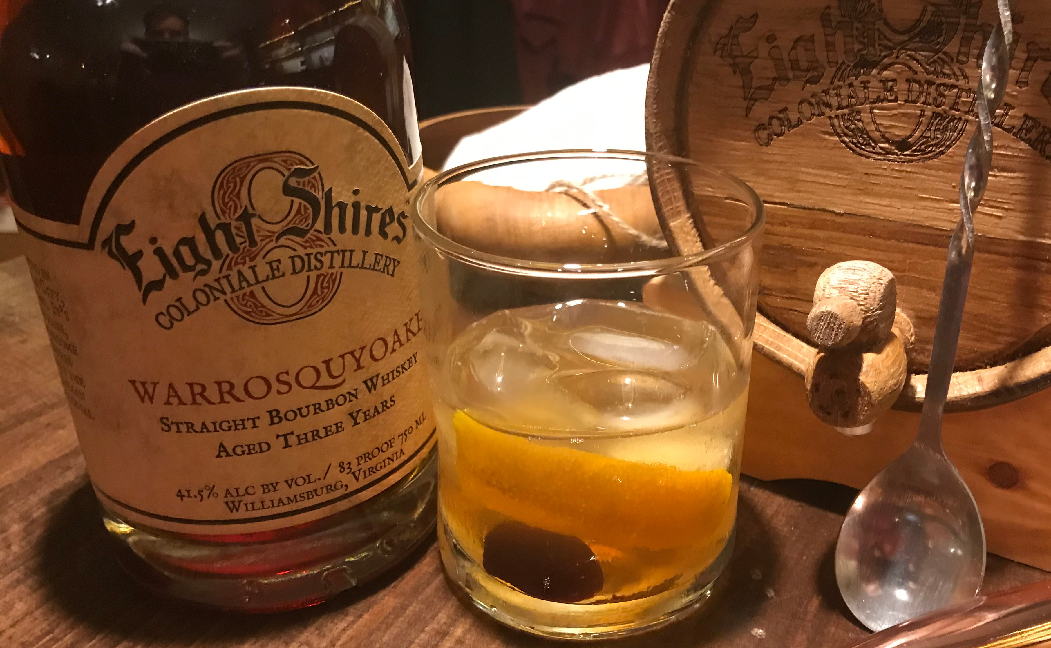 Eight Shires Old Fashioned